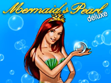 Mermaid's Pearl Deluxe в онлайн казино Вулкан
